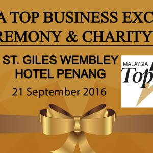 MALAYSIA TOP BUSINESS EXCELLENCE AWARD 2016