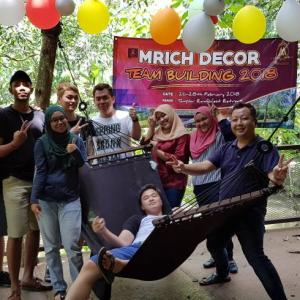 MRICH DECOR TEAM BUILDING 2018