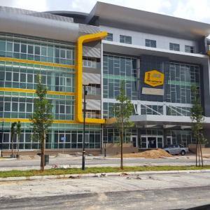 PROJECT WALLPAPER Jabatan Kerja Raya (JKR) HQ SELANGOR