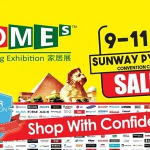 Home Living Exhibition Sunway Pyramid